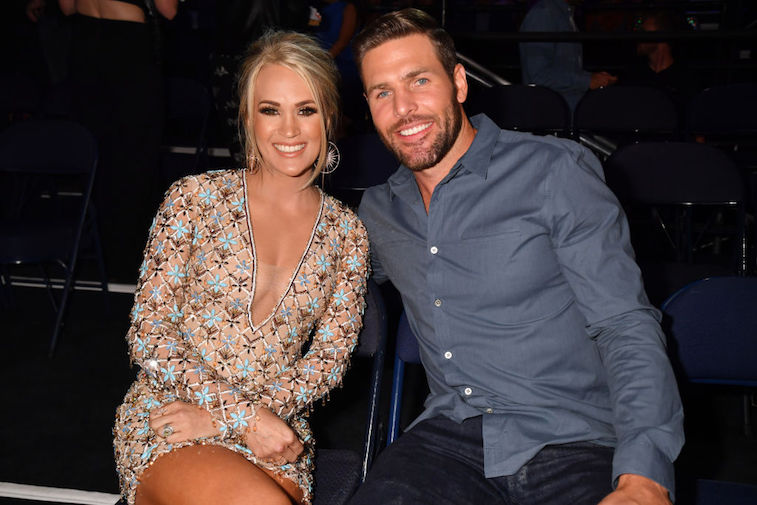 Carrie Underwood Wishes Husband Mike Fisher A Happy 40th Birthday