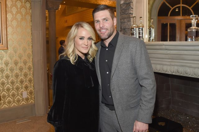 Carrie Underwood Once Swore She 'Would Never Marry' Someone Like Mike Fisher