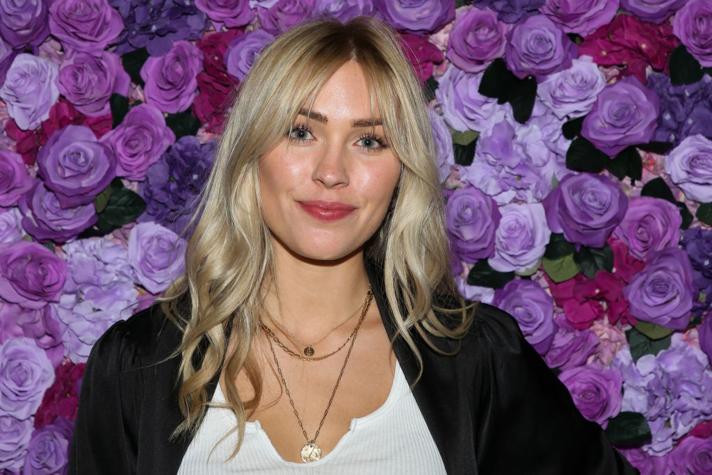 """Reality TV Personality Cassie Randolph attends the screening of Lionsgate's """"I Still Believe"""" at Fairfax Cinemas on March 11, 2020 in West Hollywood, California."""