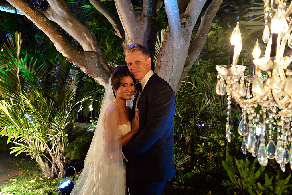 Sean Lowe and Catherine Giudici wedding on ABC in 2014