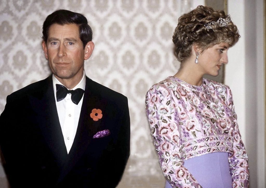Charles' affair with Camilla broke up his marriage to Diana.