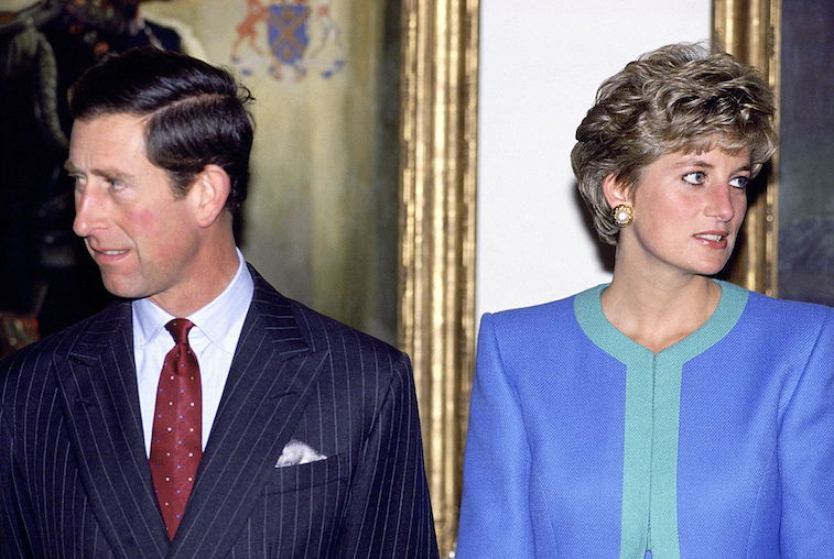 Charles and Diana finalized their divorce in 1996.
