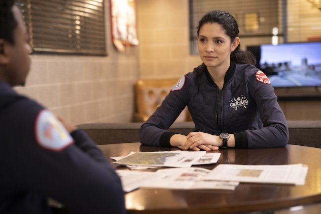 Who is 'Chicago Fire' Actress Miranda Rae Mayo?
