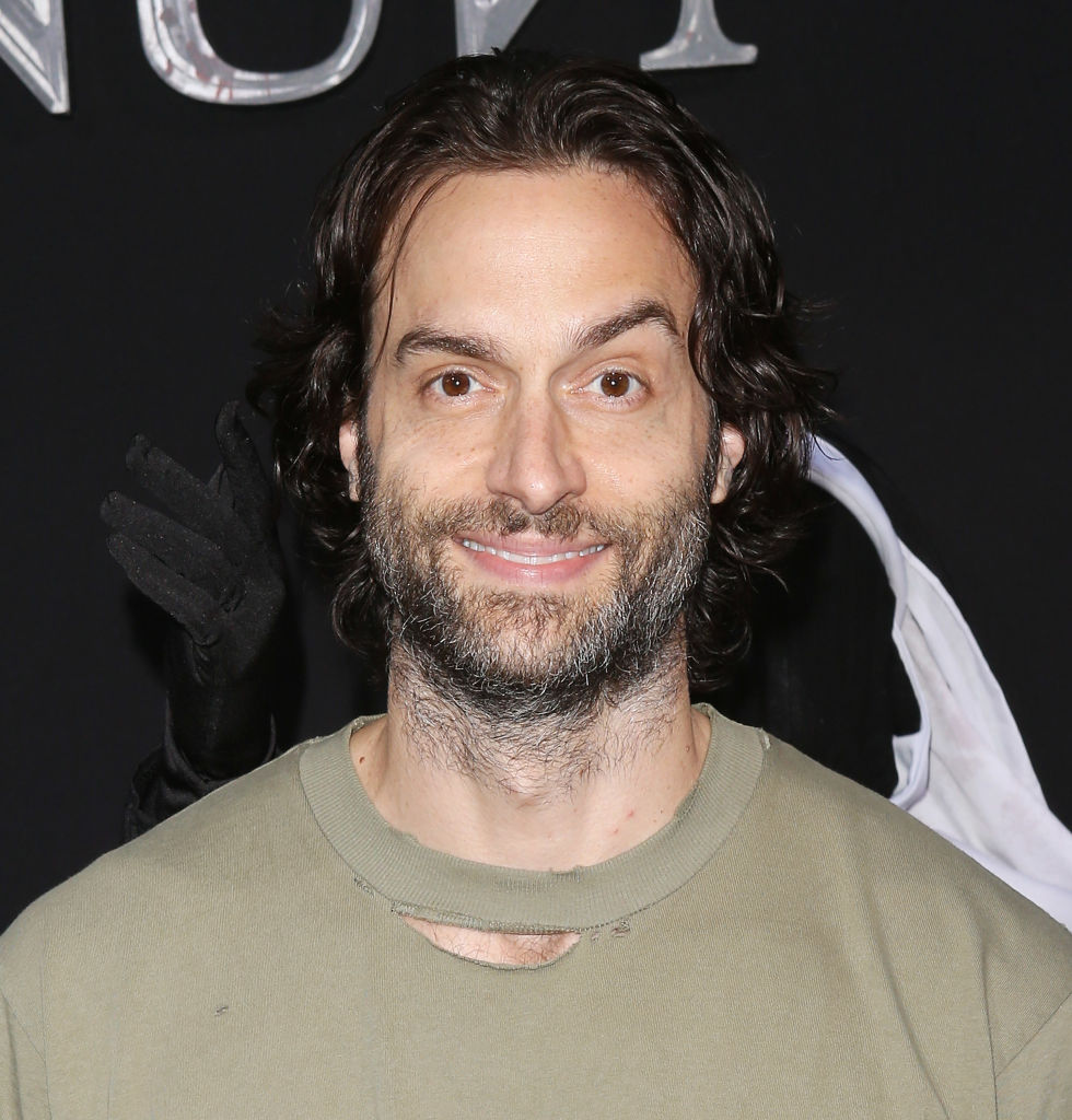 Chris D'Elia attends the Los Angeles premiere of Warner Bros. Pictures' 'The Nun'