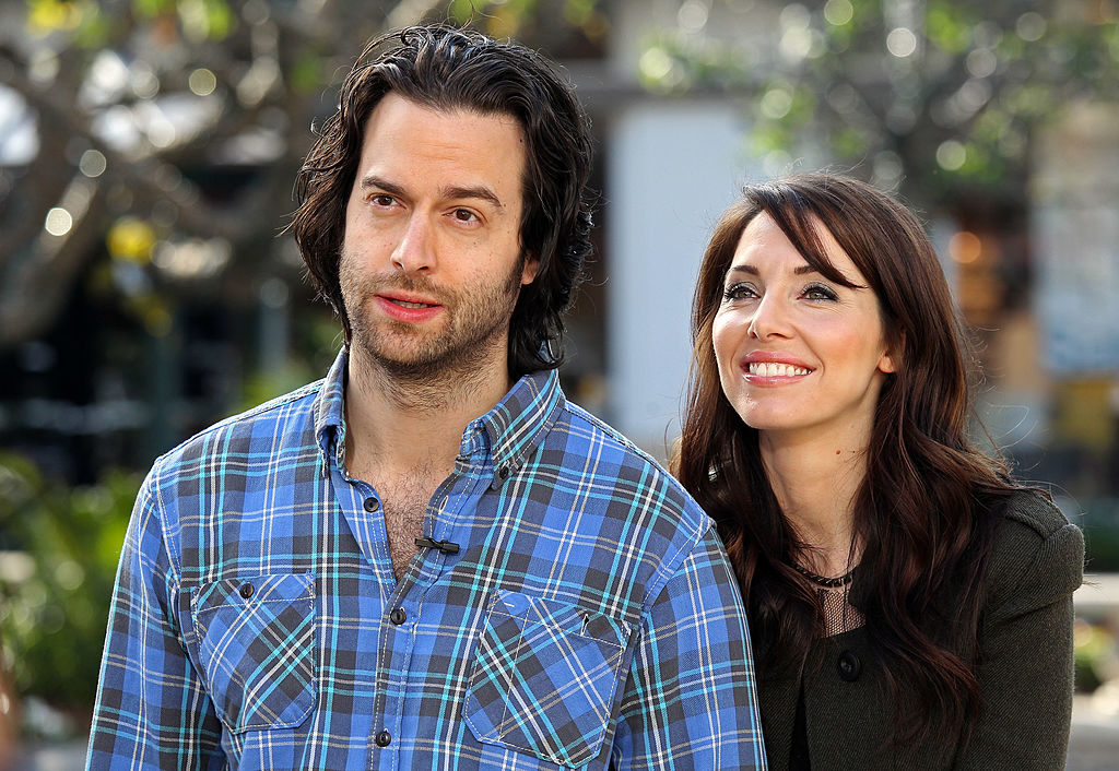Chris D'Elia and Whitney Cummings in NBC's 'Whitney'