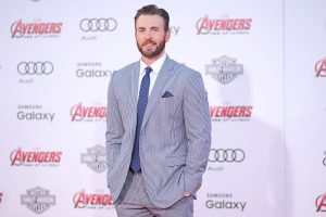 Chris Evans Thinks It Would Be 'Risky' To Return to the MCU as Captain America