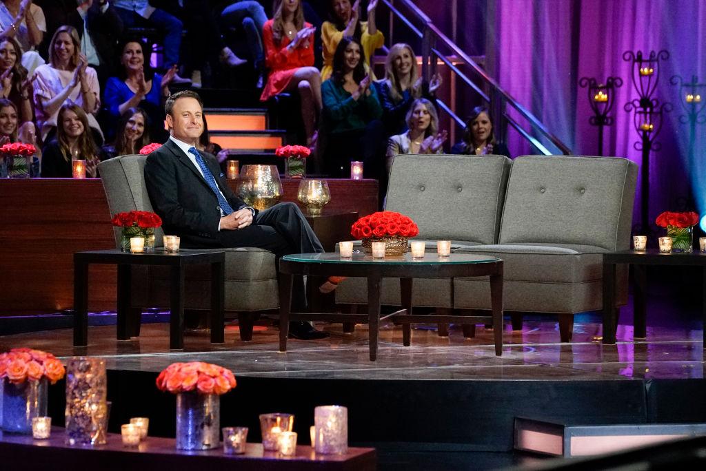 "Chris Harrison on ABC's ""The Bachelor"" - Season 24"