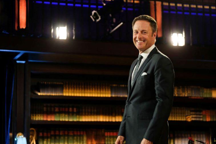 'The Bachelor' host Chris Harrison