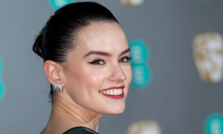 'Star Wars' Rey portrayed by Daisy Ridley