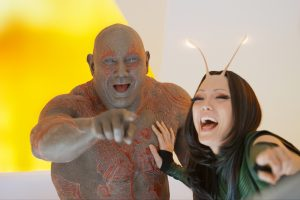 'Guardians of the Galaxy' Star Dave Bautista Is Pushing James Gunn to Make a Marvel Drax and Mantis Spinoff