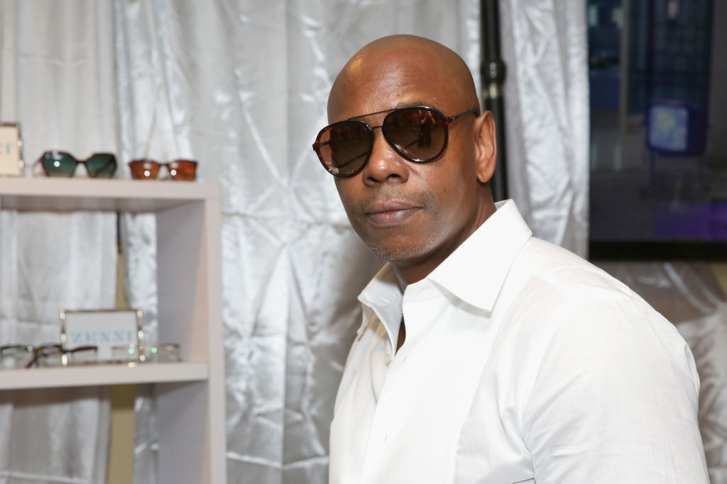 Dave Chappelle at an event in September 2018