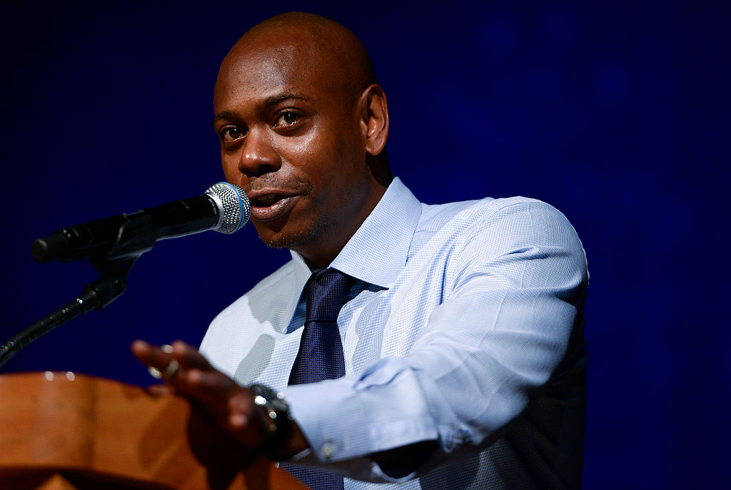 Dave Chappelle at an event in June 2015