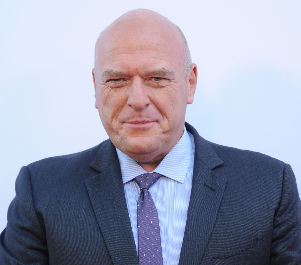 Dean Norris of 'Breaking Bad' at an event