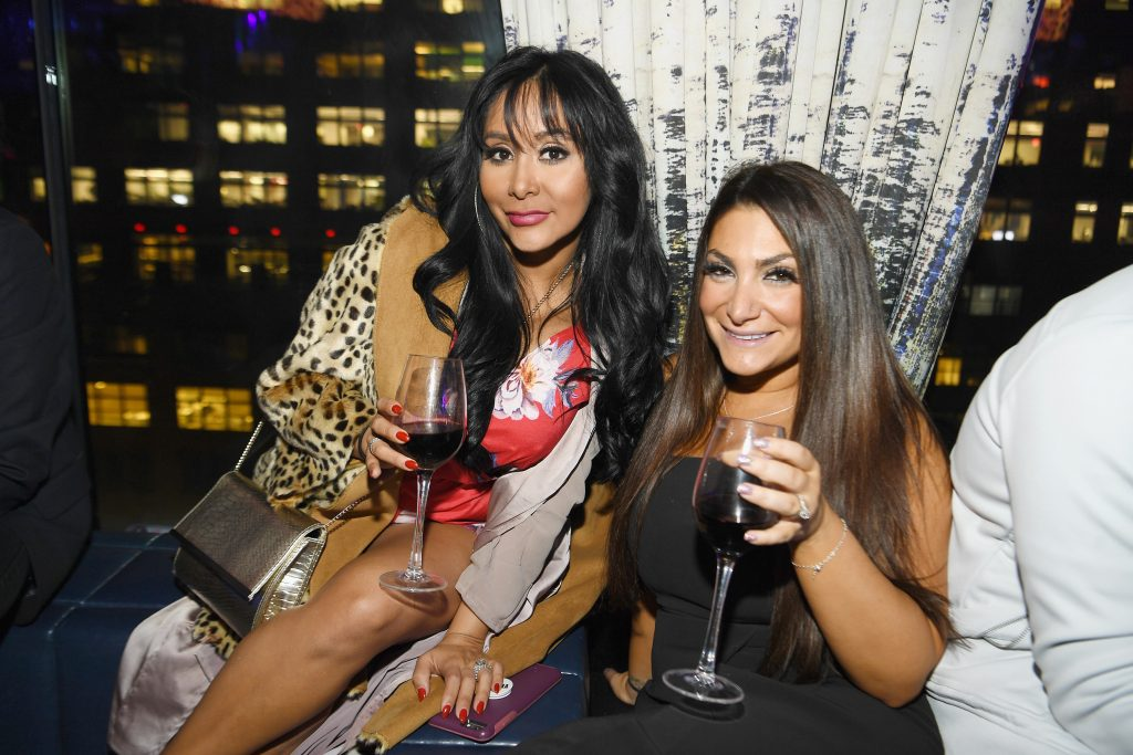 'Snooki' and Deena Meatball Show