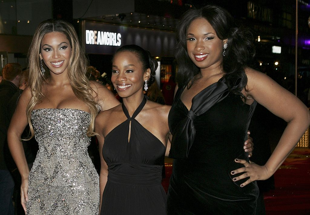 'Dreamgirls' cast