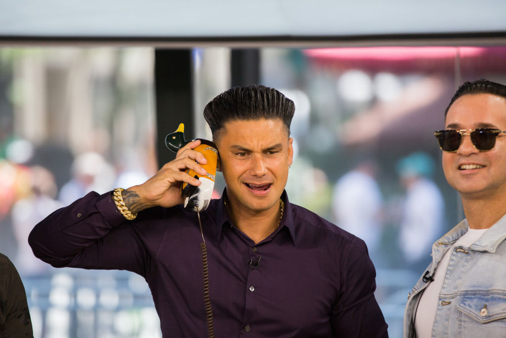 'Jersey Shore' duck phone