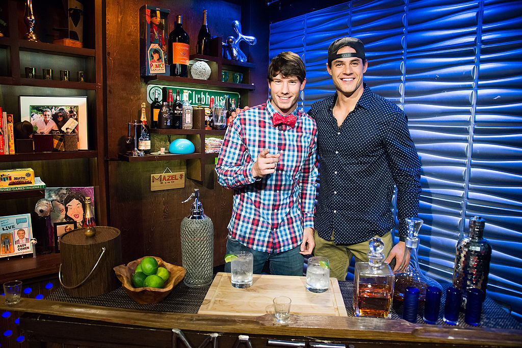 Dustin Zito and Zach Nichols on 'Watch What Happens Live'