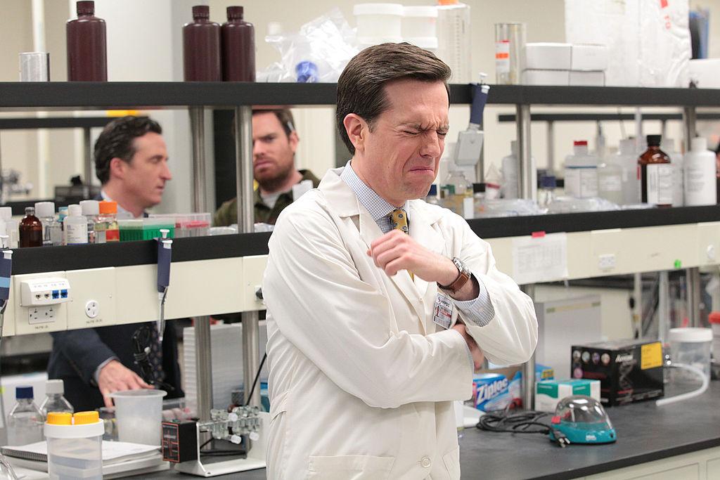 Ed Helms cast memeber of The Office