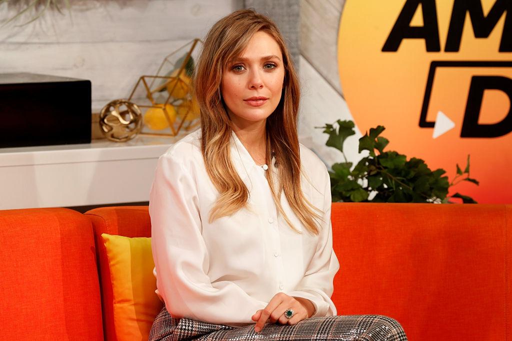 Elizabeth Olsen age 31