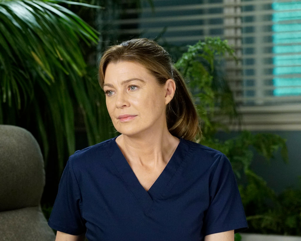 Ellen Pompeo of 'Grey's Anatomy'