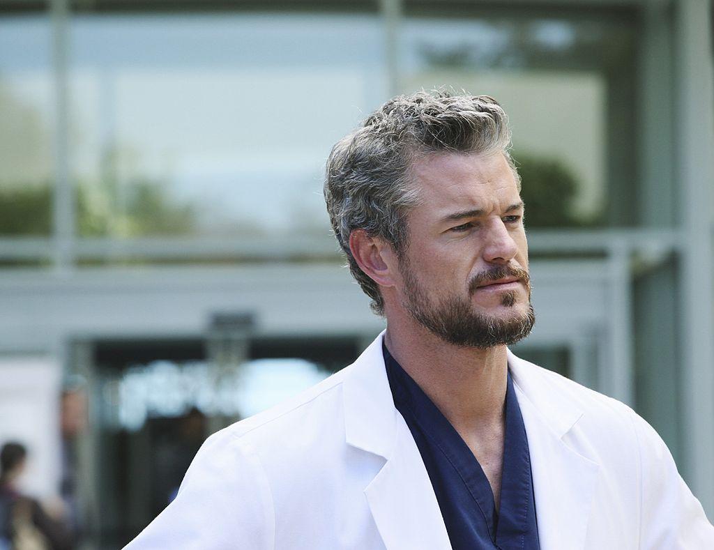 "Eric Dane as Mark Sloan on ABC's ""Grey's Anatomy"" - Season Seven"