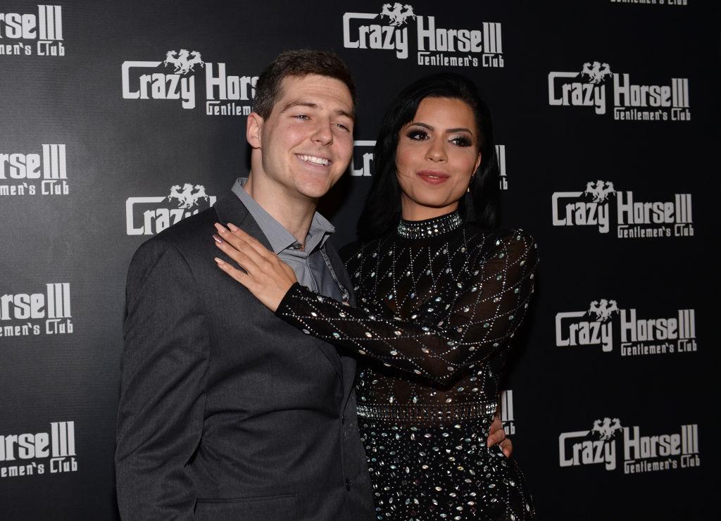 Eric Nichols and Larissa Lima