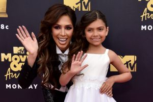 'Teen Mom' Fans are Disgusted That Farrah Abraham Included Her Daughter Sophia in This Sexy TikTok