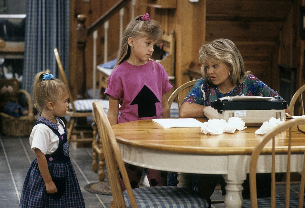 'Good News, Bad News' episode of 'Full House'