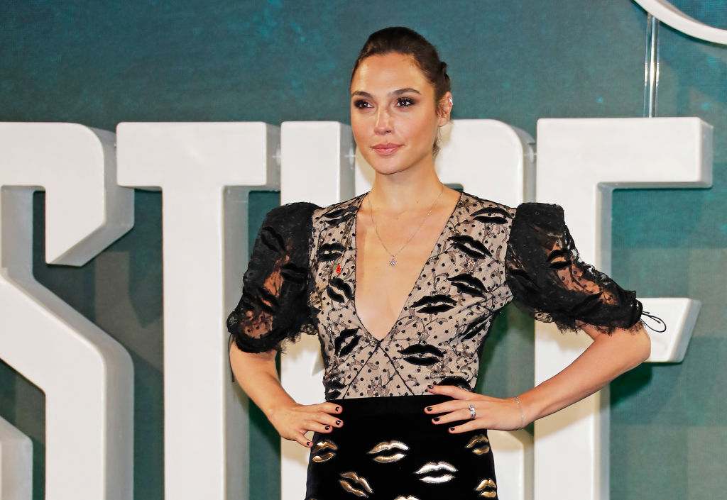 Gal Gadot is Wonder Woman in Justice League