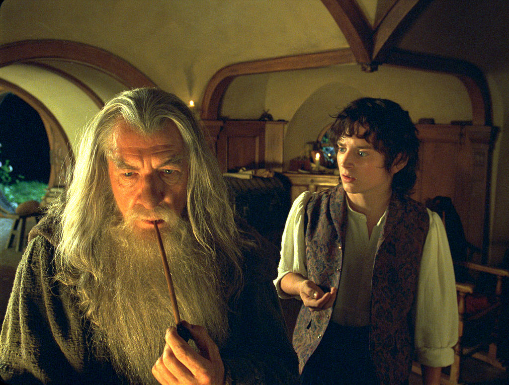 Gandalf in Lord of the Rings