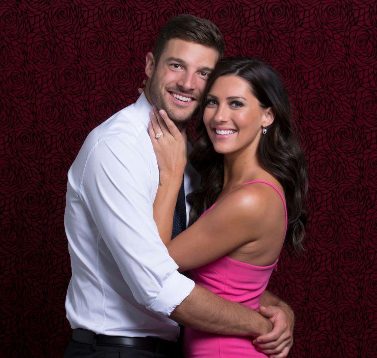 'The Bachelorette' Becca Kufrin and Garrett Yrigoyen