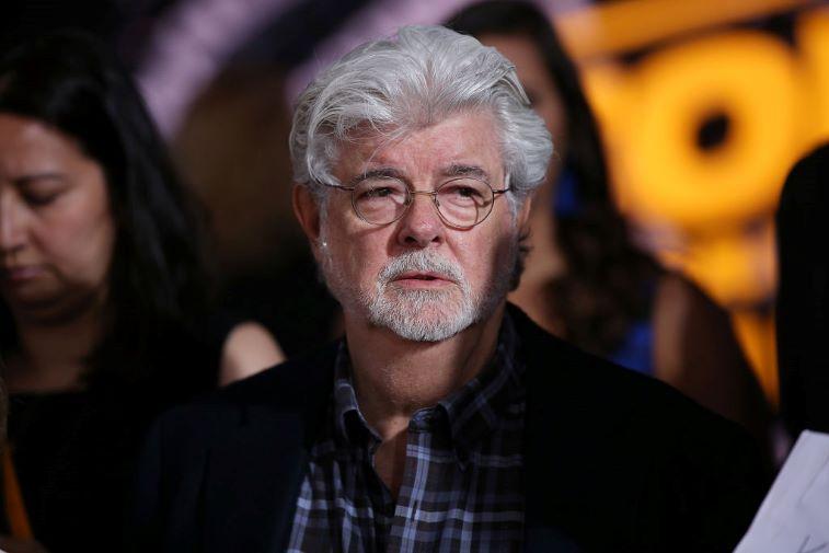 'Star Wars' creator, George Lucas