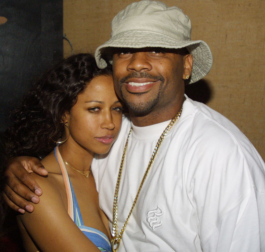 Stacey Dash and Damon Dash