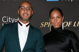 Why Alicia Keys Was Turned Off By Her Husband, Swizz Beatz, Before They Began Dating