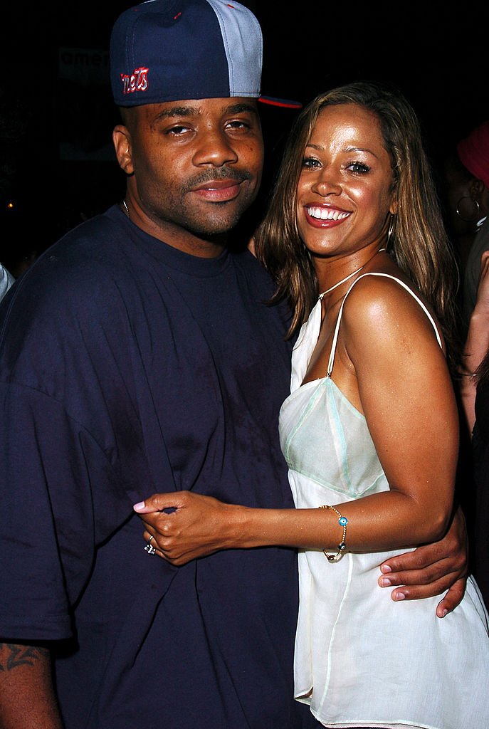 Damon Dash and Stacey Dash