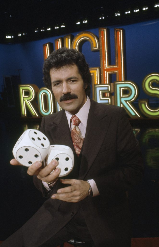 Alex Trebek on 'High Rollers'