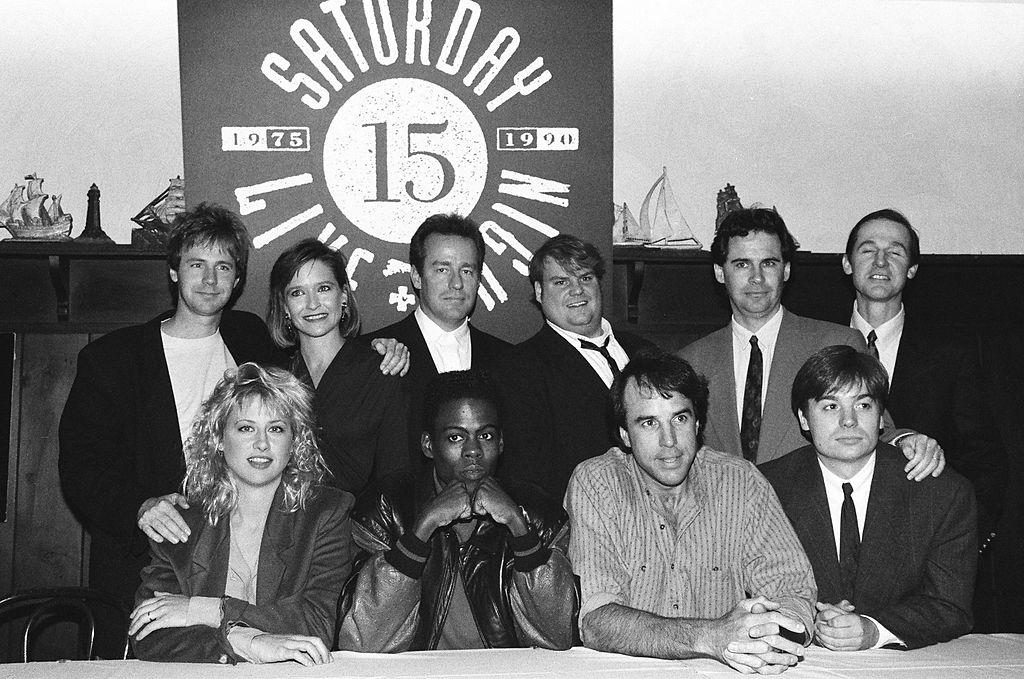 'SNL' season 15 cast