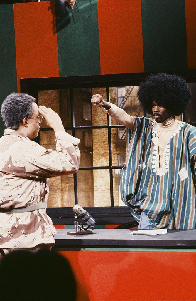 Chris Rock on 'SNL'