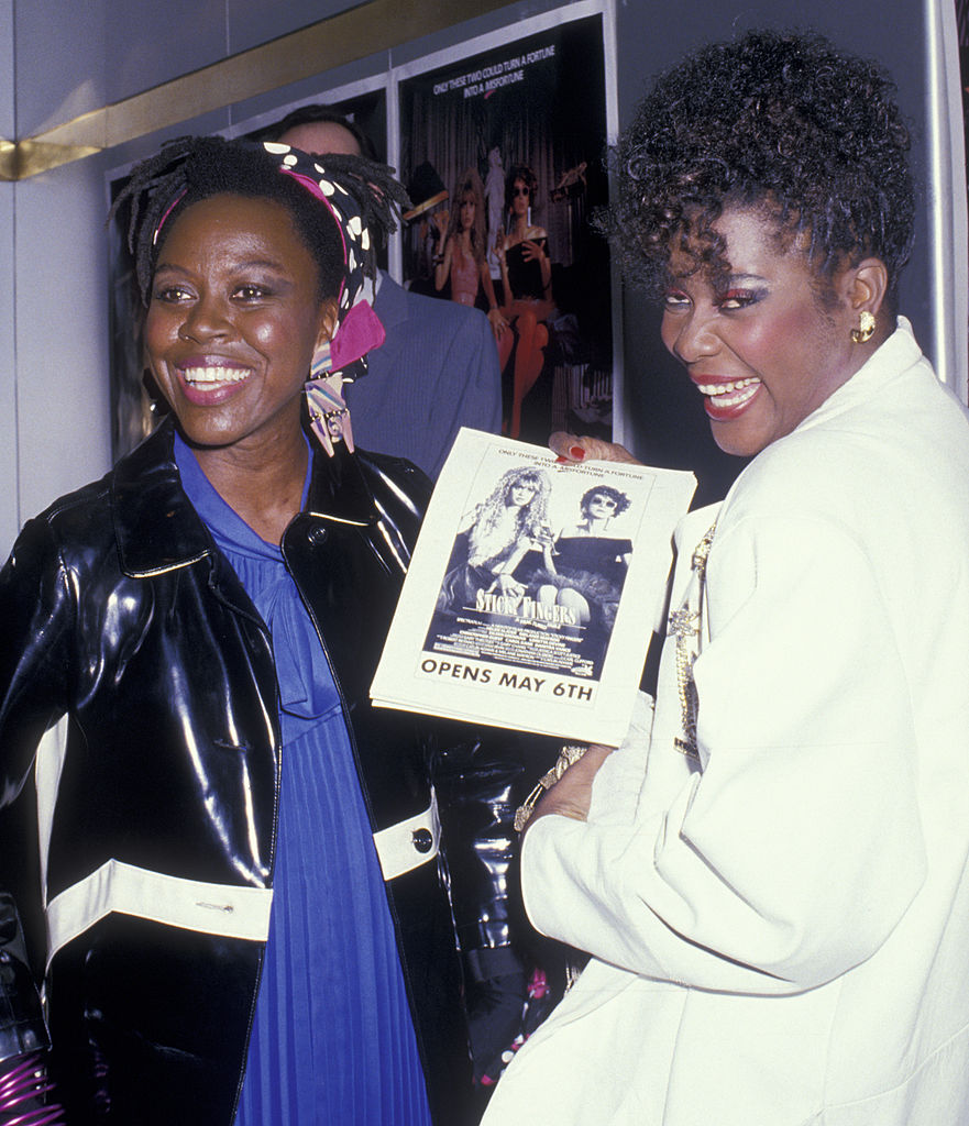 Danitra Vance and Loretta Divine