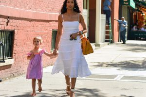 Padma Lakshmi Is Open With Her Daughter About Racism – 'She's a Biracial Child'