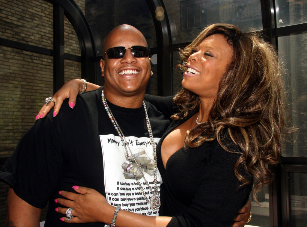 Kevin Hunter and Wendy Williams