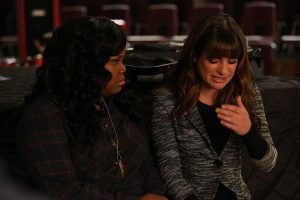 Amber Riley and Others Accuse Lea Michele Of Racist Behavior On Set Of 'Glee' After Michele Tweets #BlackLivesMatter