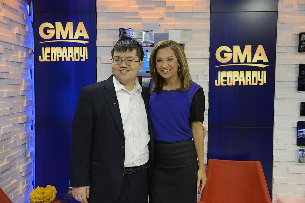 Arthur Chu makes an appearance of 'GMA'  in 2014