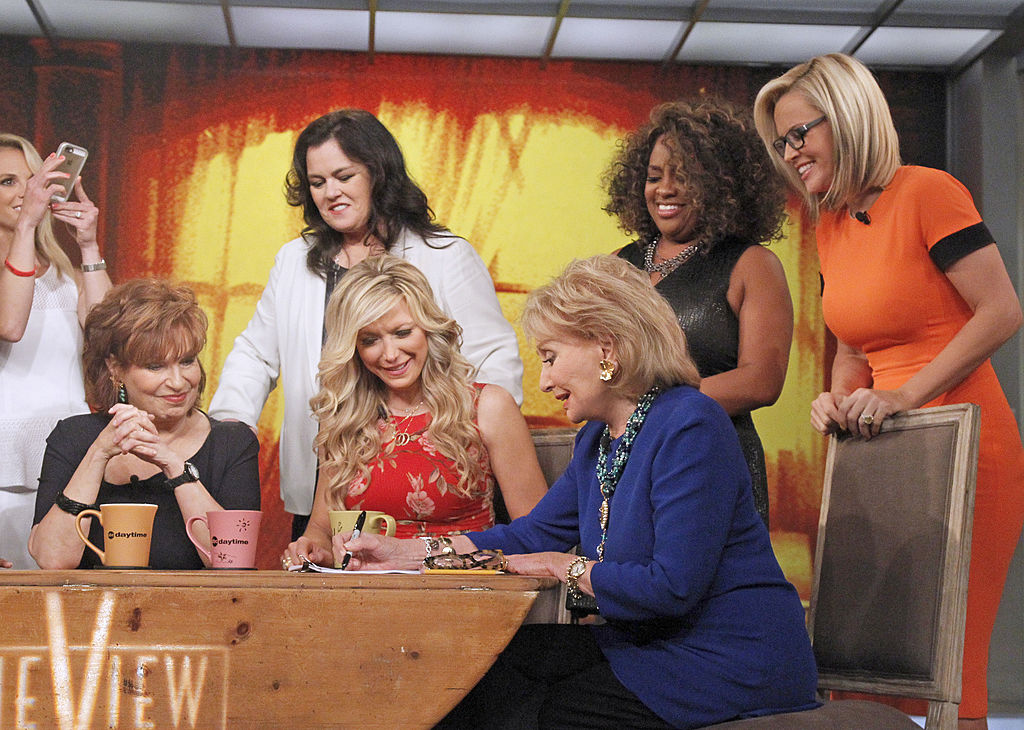 'The View' panelists