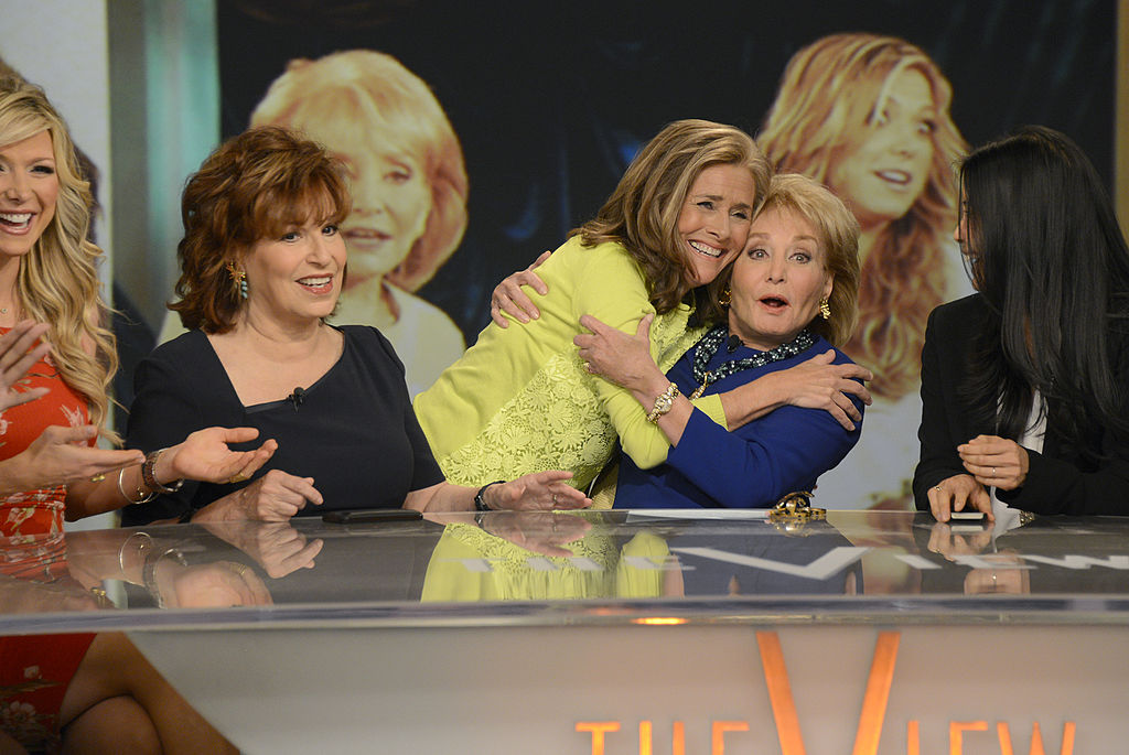 The original panelists of 'The View' reunite in 2014