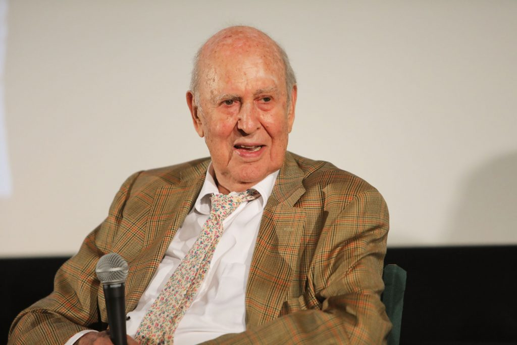 Actor, producer, and director Carl Reiner, who died on June 29, 2020