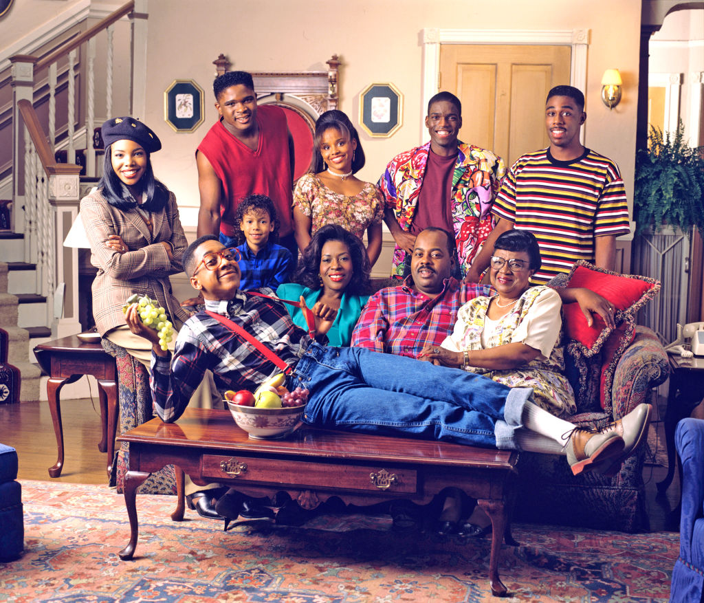 'Family Matters' cast