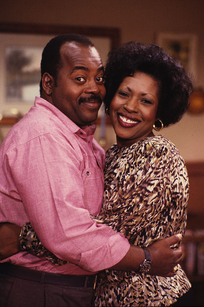 Carl and Harriet Winslow of 'Family Matters'