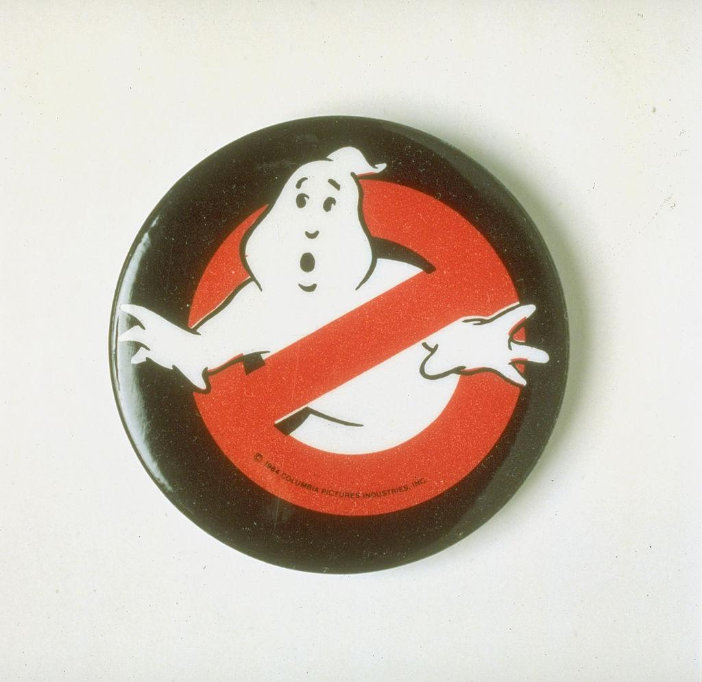 Ghostbustsers logo