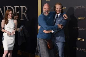 How 2 'Outlander' Stars Turned Their Real-Life Bromance Into a Spin-Off